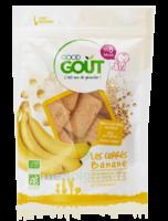 Good Goût Alimentation Infantile Carré Banane Sachet/50g à Auterive