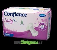Confiance Lady Protection Anatomique Incontinence 4 Gouttes Sachet/14 à Auterive