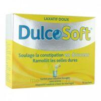 Dulcosoft Poudre pour solution buvable 10 Sachets/10g à Auterive