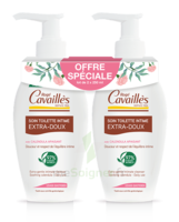 Rogé Cavaillès Hygiène intime Soin naturel Toilette Intime Extra doux 2x250 ml à Auterive