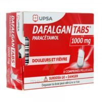 Dafalgantabs 1 G Cpr Pell Plq/8 à Auterive