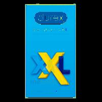 DUREX COMFORT XXL Préservatif lubrifié B/10 à Auterive