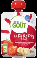 Good Goût Petit Déj Fraise Gourde/70g à Auterive