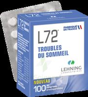 Lehning L72 Comprimés Orodispersibles Plq Pvc/pvdc/alu/100 à Auterive
