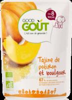 Good Goût Alimentation Infantile Tajine De Potiron Boulgour Sachet/190g à Auterive