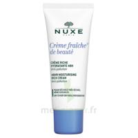 Crème Fraiche® De Beauté - Crème Riche Hydratante 48h Et Anti-pollution30ml à Auterive