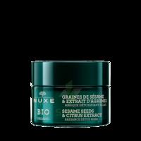 Nuxe Bio Masque Détoxifiant Eclat 50ml à Auterive