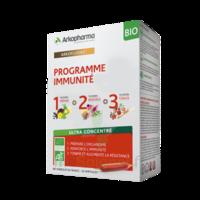 Arkofluides Bio Ultraextract Coffret Programme Immunité 3x10 Ampoules/10ml à Auterive