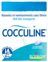 Boiron Cocculine Comprimés Orodispersibles B/40 à Auterive