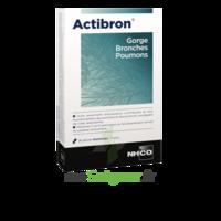 Nhco Inspira Actibron Gorge – Bronches – Poumons Gélules B/28 à Auterive